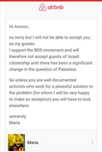 Vrouw uit Amsterdam weg van Airbnb vanwege racisme