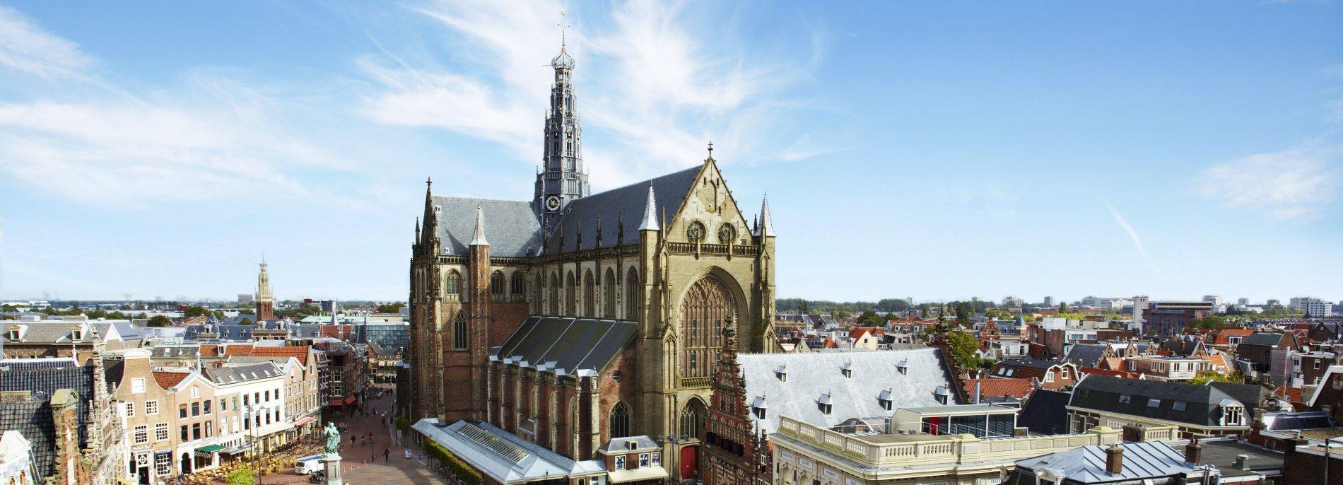Airbnb in Haarlem