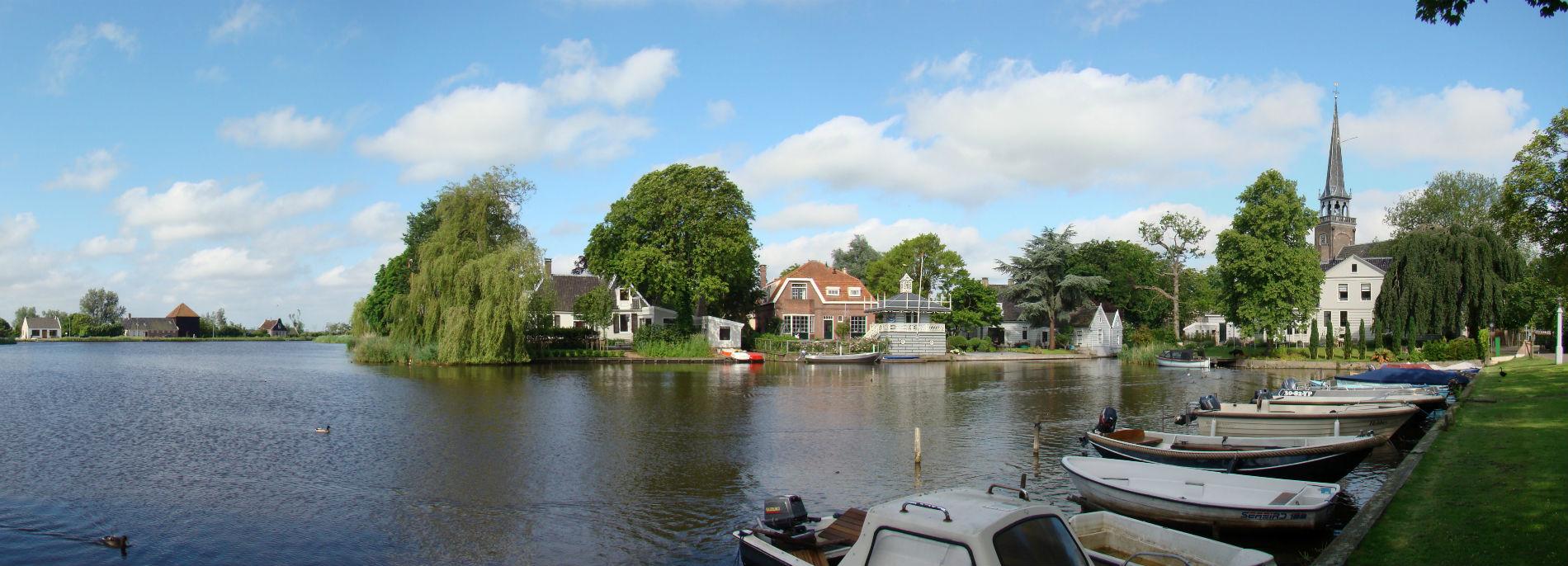 airbnb-waterland-stadsoverview